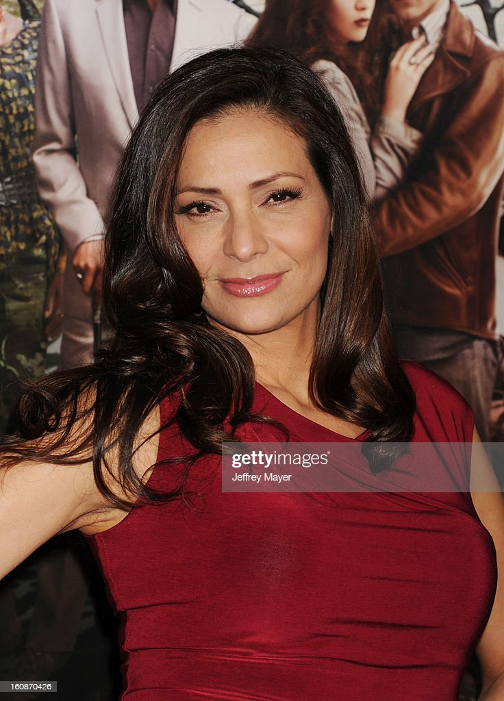 Actress Constance Marie arrives at the Los Angeles premiere of 'Beautiful Creatures' at TCL Chinese Theatre on February 6, 2013 in Hollywood, California.