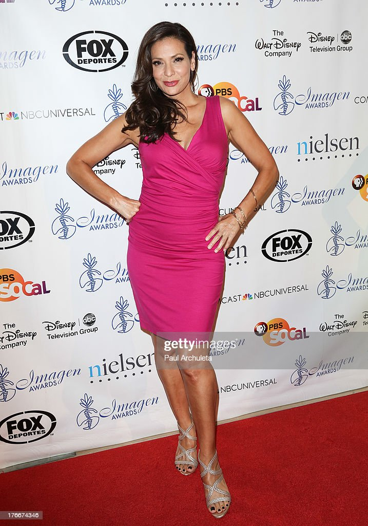 Actress <a gi-track='captionPersonalityLinkClicked' href=/galleries/search?phrase=Constance+Marie&family=editorial&specificpeople=204646 ng-click='$event.stopPropagation()'>Constance Marie</a> attends the 28th annual Imagen Awards at The Beverly Hilton Hotel on August 16, 2013 in Beverly Hills, California.