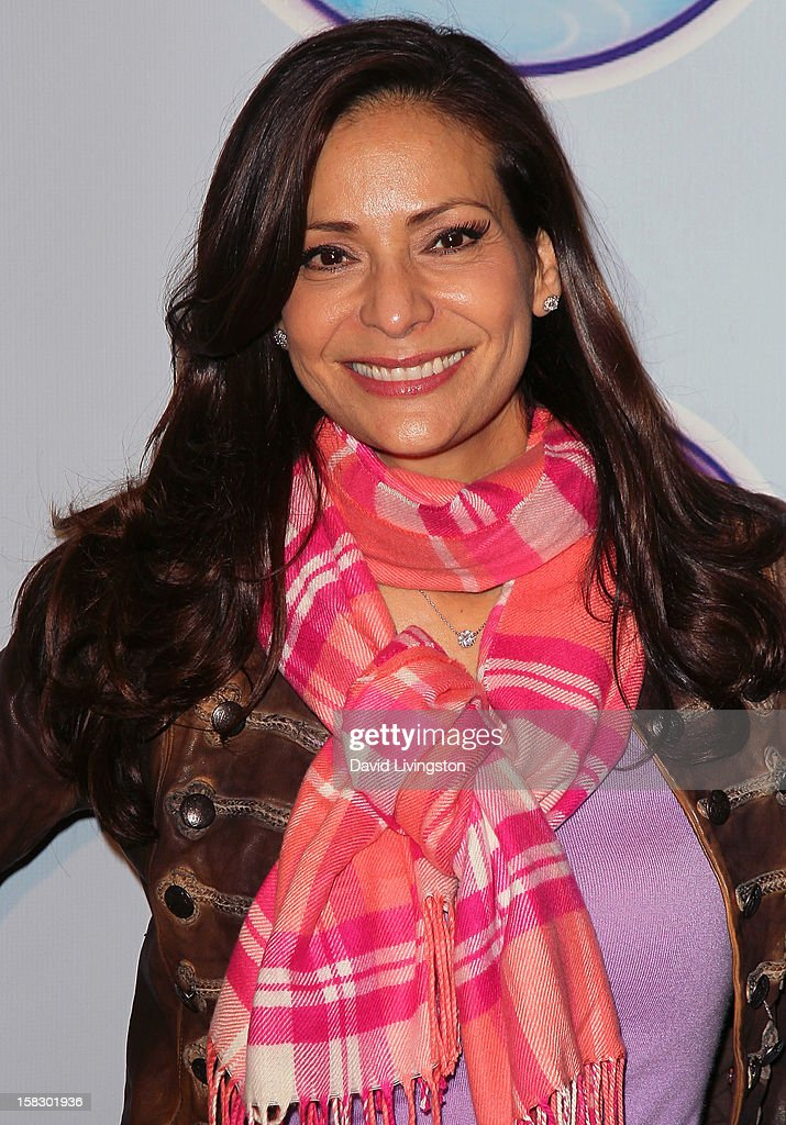 Actress Constance Marie attends the opening night of Disney On Ice's 'Dare To Dream' at LA Kings Holiday Ice at L.A. LIVE on December 12, 2012 in Los Angeles, California.