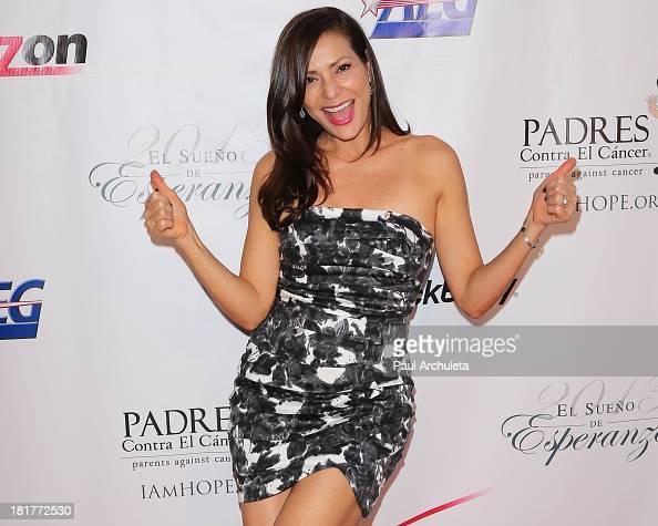 Actress Constance Marie attends the Padres Contra El Cancer 13th annual 'El Sueno De Esperanza' Gala on September 24 2013 in Los Angeles California