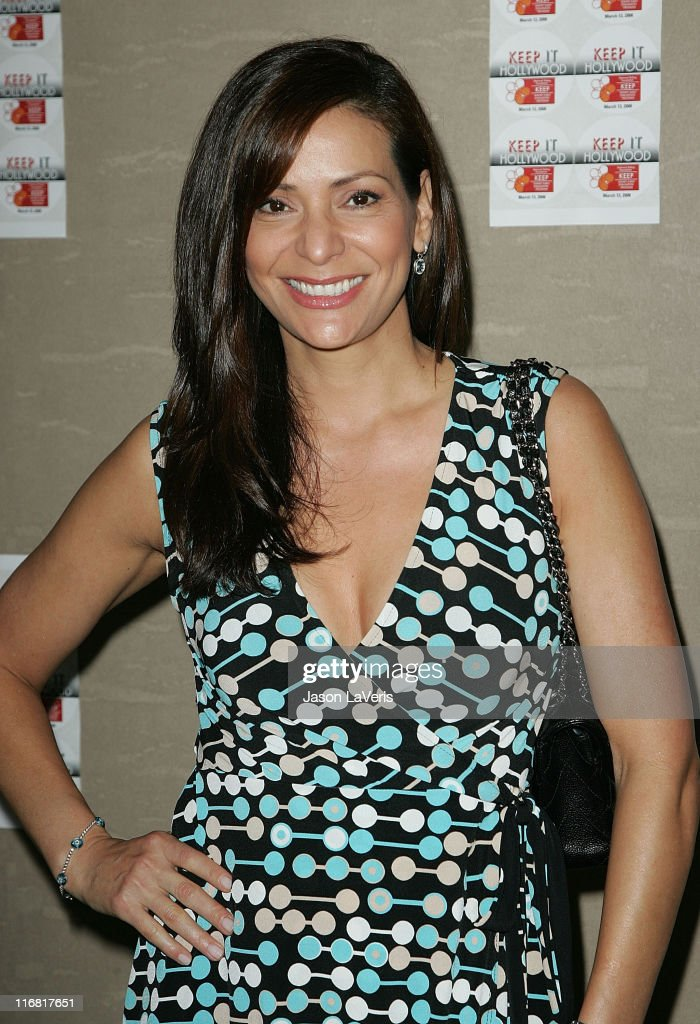 Actress Constance Marie attends the World Kidney Day Event at the Universal Sheraton Hotel on March 13 2008 in Universal City California