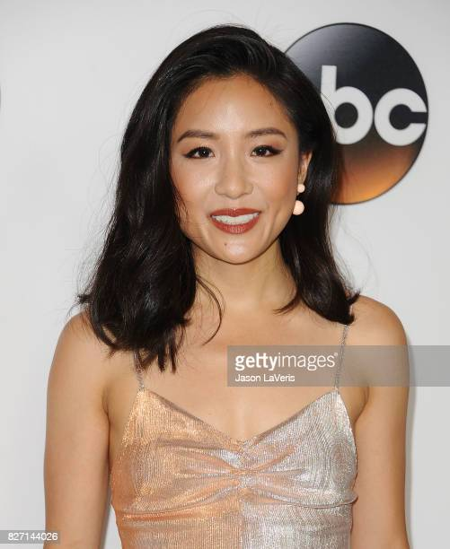 Actress Constance Wu attends the Disney ABC Television Group TCA summer press tour at The Beverly Hilton Hotel on August 6 2017 in Beverly Hills...