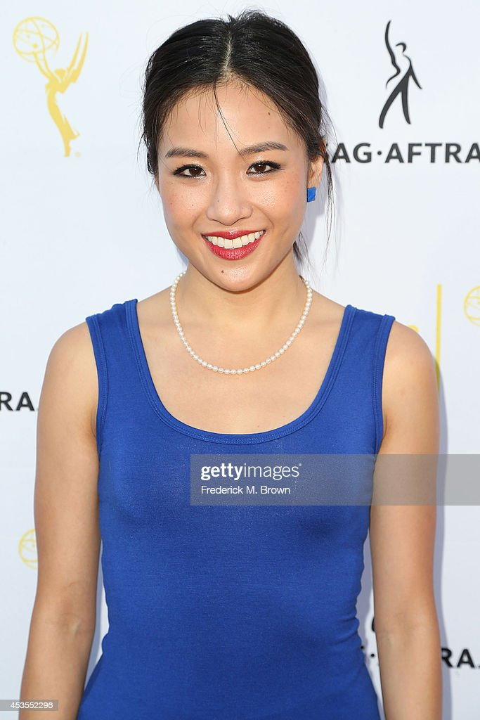 Actress <a gi-track='captionPersonalityLinkClicked' href=/galleries/search?phrase=Constance+Wu&family=editorial&specificpeople=10827783 ng-click='$event.stopPropagation()'>Constance Wu</a> attends the Television Academy and SAG-AFTRA Presents Dynamic & Diverse: A 66th Emmy Awards Celebration of Diversity at the Leonard H. Goldenson Theatre on August 12, 2014 in North Hollywood, California.