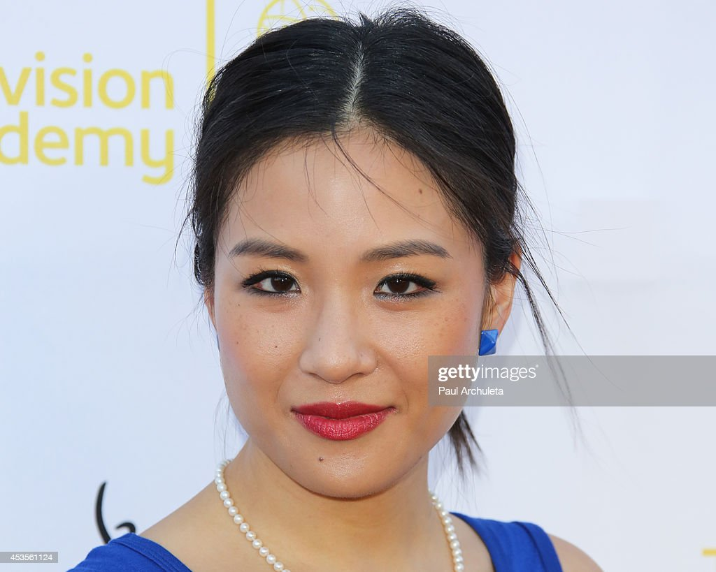 Actress <a gi-track='captionPersonalityLinkClicked' href=/galleries/search?phrase=Constance+Wu&family=editorial&specificpeople=10827783 ng-click='$event.stopPropagation()'>Constance Wu</a> attends the Television Academy and SAG-AFTRA's presentation of Dynamic and Diverse: A 66th Emmy Awards celebration of Diversity at Leonard H. Goldenson Theatre on August 12, 2014 in North Hollywood, California.