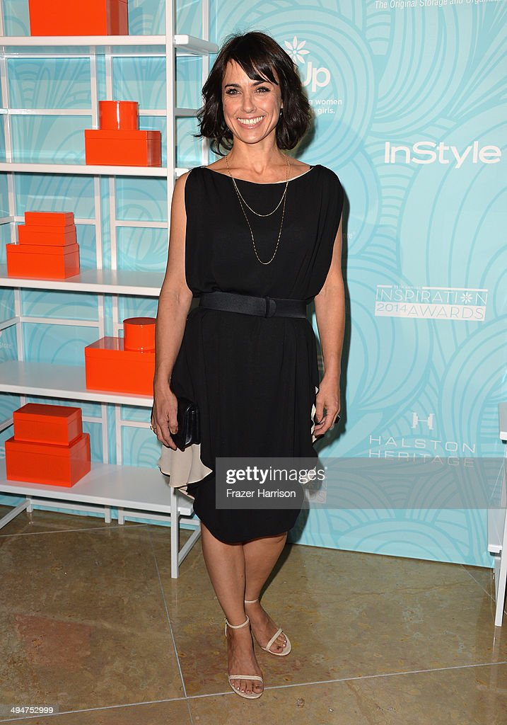 Actress <a gi-track='captionPersonalityLinkClicked' href=/galleries/search?phrase=Constance+Zimmer&family=editorial&specificpeople=217359 ng-click='$event.stopPropagation()'>Constance Zimmer</a> arrives at the Step Up 11th Annual Inspiration Awards at The Beverly Hilton Hotel on May 30, 2014 in Beverly Hills, California.
