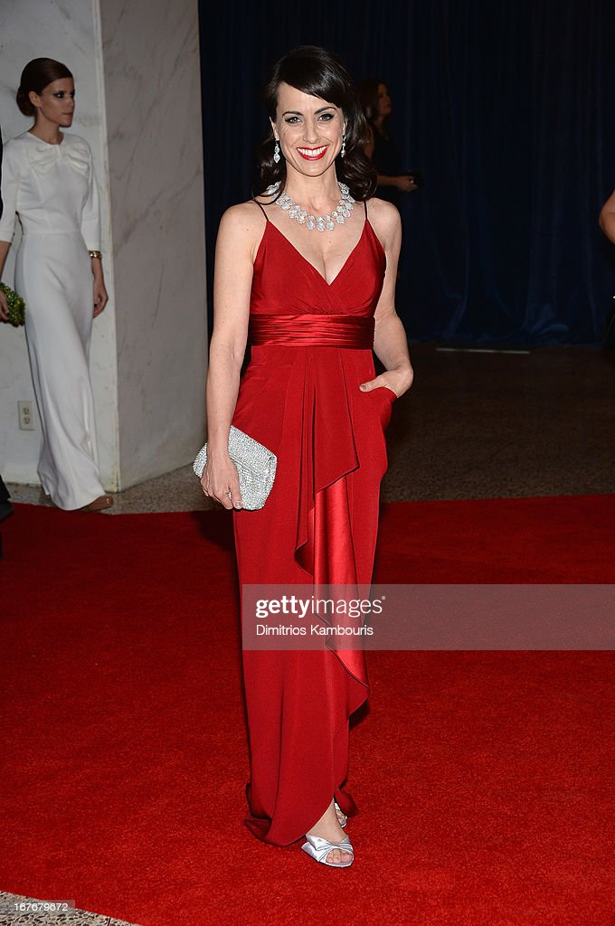 Actress Constance Zimmer attends the White House Correspondents' Association Dinner at the Washington Hilton on April 27, 2013 in Washington, DC.