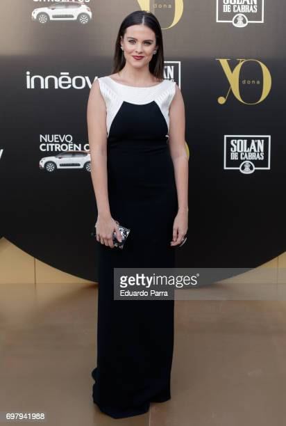 Actress Cristina Abad attends the 'Yo Donna International Awards' photocall at Duques de Pastrana palace on June 19 2017 in Madrid Spain
