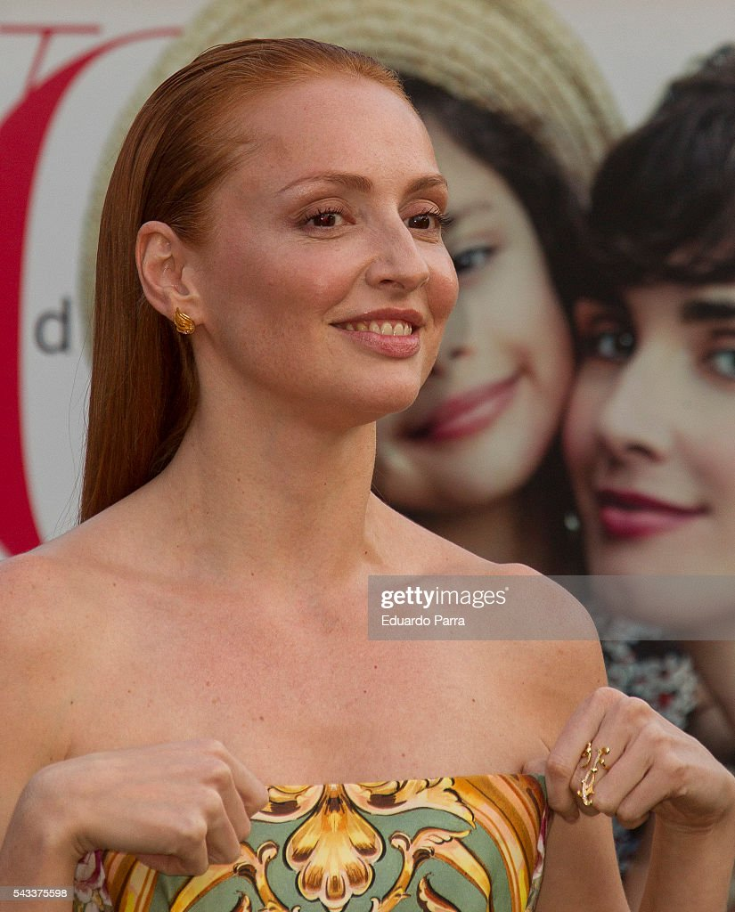 Actress Cristina Castano attends the 'Yo Dona' international awards at La Quinta de la Munoza on June 27, 2016 in Madrid, Spain.