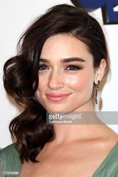 Actress Crystal Reed attends the 4th annual Thirst Gala held at The Beverly Hilton Hotel on June 25 2013 in Beverly Hills California