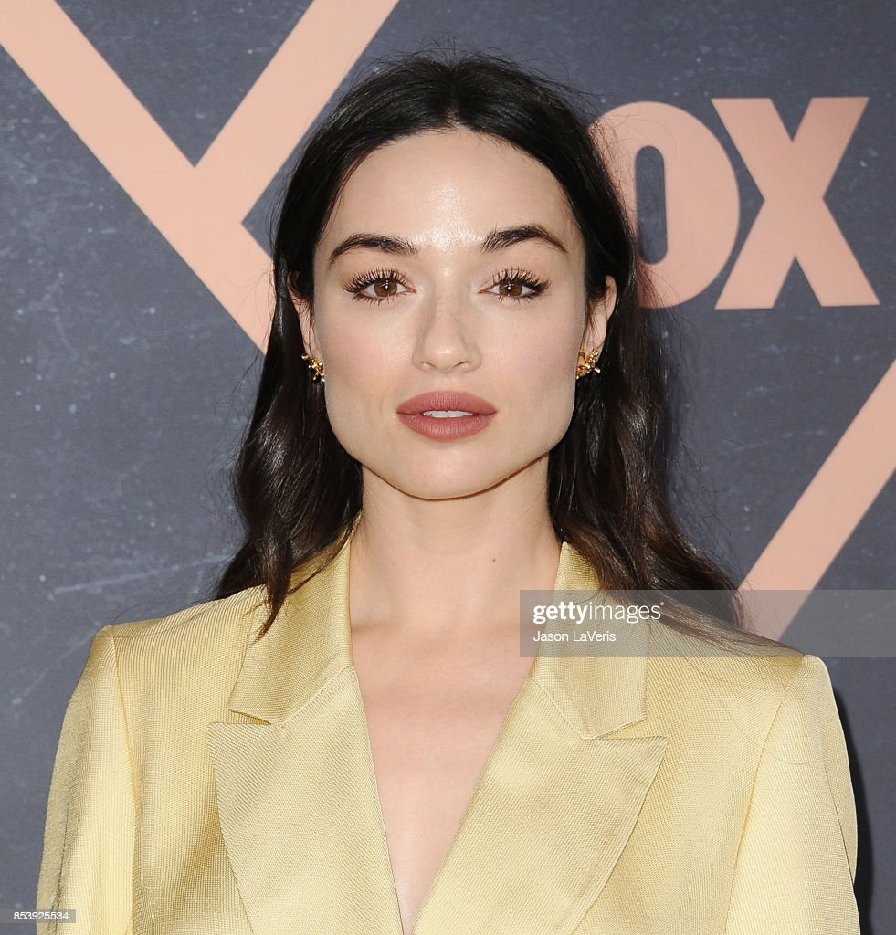 Actress Crystal Reed attends the FOX Fall Party at Catch LA on September 25, 2017 in West Hollywood, California.