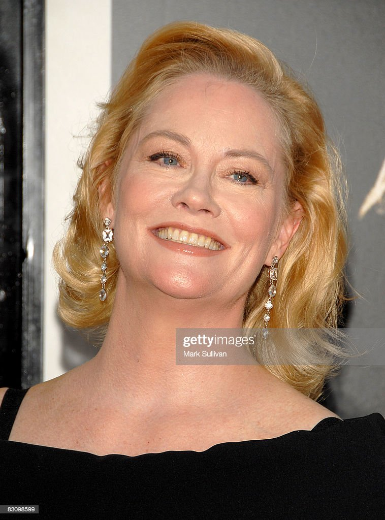 Actress Cybill Shepherd arrives at Runnin' Down A Dream: Tom Petty and The Heartbreakers premiere held in Burbank, California on October 2, 2007.
