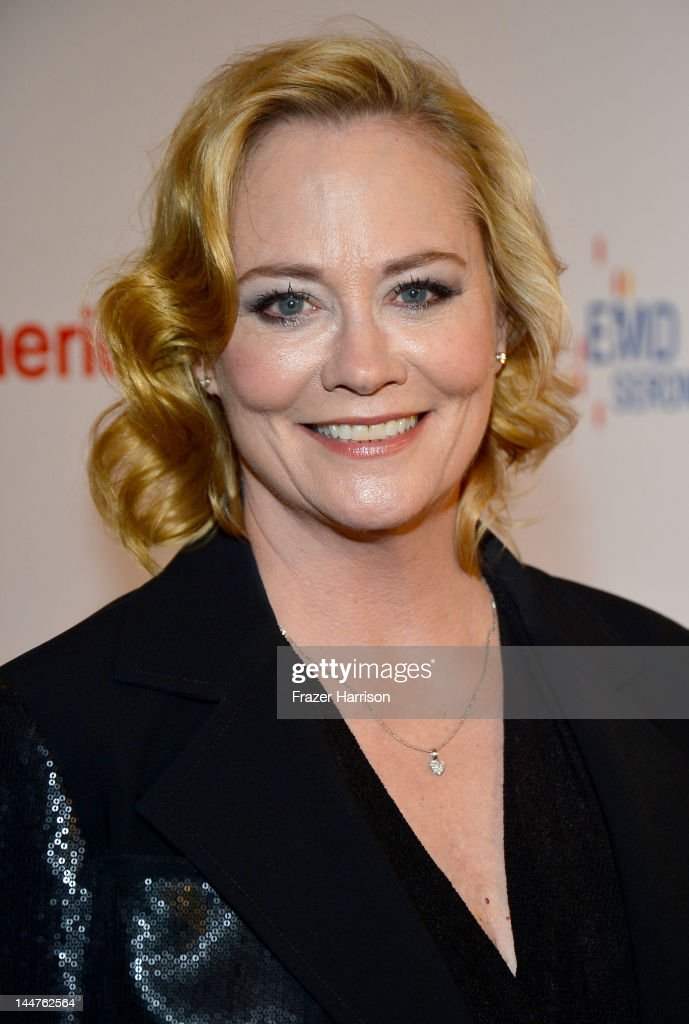 Actress Cybill Shepherd arrives at the 19th Annual Race to Erase MS held at the Hyatt Regency Century Plaza on May 18, 2012 in Century City, California.