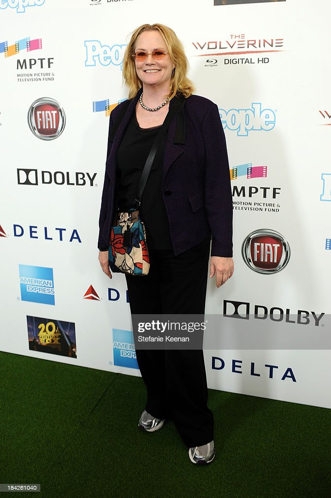 Actress Cybill Shepherd attends 'Hugh Jackman... One Night Only' Benefiting MPTF at Dolby Theatre on October 12, 2013 in Hollywood, California.