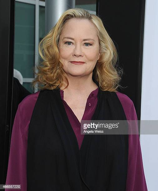 Actress Cybill Shepherd attends the Premiere of Pure Flix's 'Do You Believe' at ArcLight Hollywood on March 16 2015 in Hollywood California