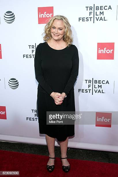 Actress Cybill Shepherd attends the 'Taxi Driver' 40th Anniversary Screening during the 2016 Tribeca Film Festival at Beacon Theatre on April 21 2016...