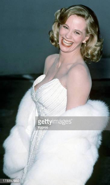 Actress Cybill Shepherd circa 1990