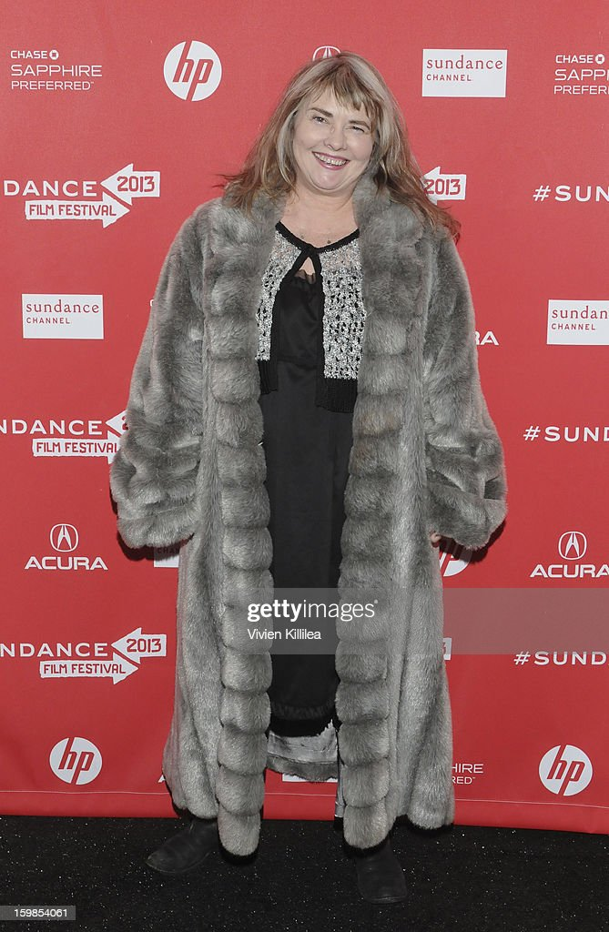 Actress Cyndi Williams attends 'Computer Chess' Premiere - 2013 Sundance Film Festival at Library Center Theater on January 21, 2013 in Park City, Utah.