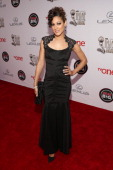 Actress Cynthia Kaye McWilliams attends the 45th NAACP Image Awards presented by TV One at Pasadena Civic Auditorium on February 22 2014 in Pasadena...