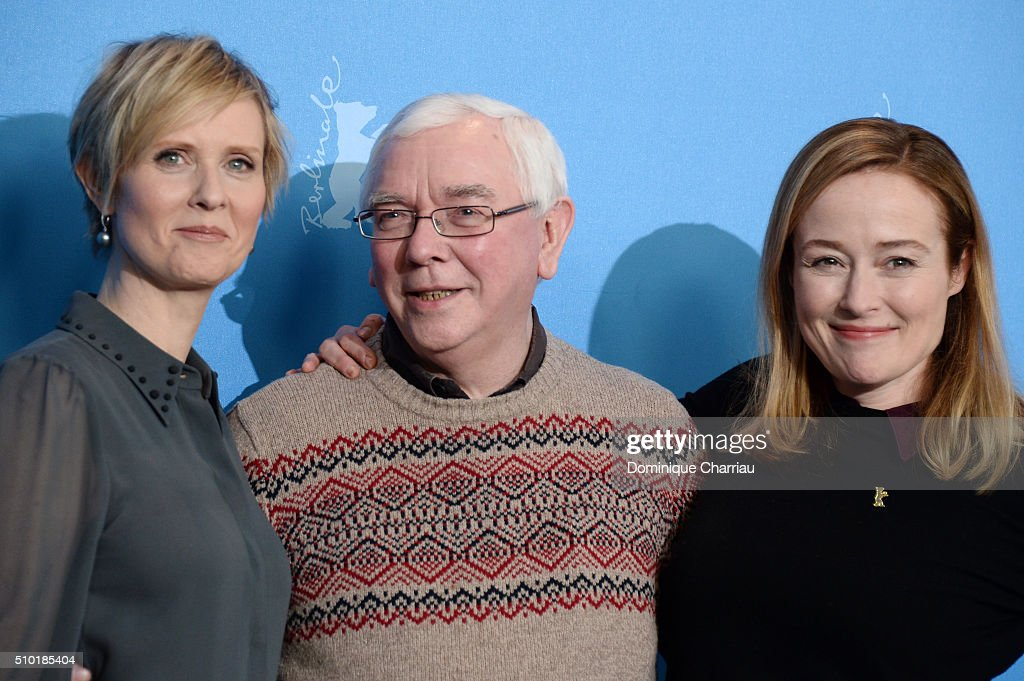 Actress <a gi-track='captionPersonalityLinkClicked' href=/galleries/search?phrase=Cynthia+Nixon&family=editorial&specificpeople=202583 ng-click='$event.stopPropagation()'>Cynthia Nixon</a>, director <a gi-track='captionPersonalityLinkClicked' href=/galleries/search?phrase=Terence+Davies&family=editorial&specificpeople=3212836 ng-click='$event.stopPropagation()'>Terence Davies</a> and actress <a gi-track='captionPersonalityLinkClicked' href=/galleries/search?phrase=Jennifer+Ehle&family=editorial&specificpeople=776571 ng-click='$event.stopPropagation()'>Jennifer Ehle</a> attend the 'A Quiet Passion' photo call during the 66th Berlinale International Film Festival Berlin at Grand Hyatt Hotel on February 14, 2016 in Berlin, Germany.