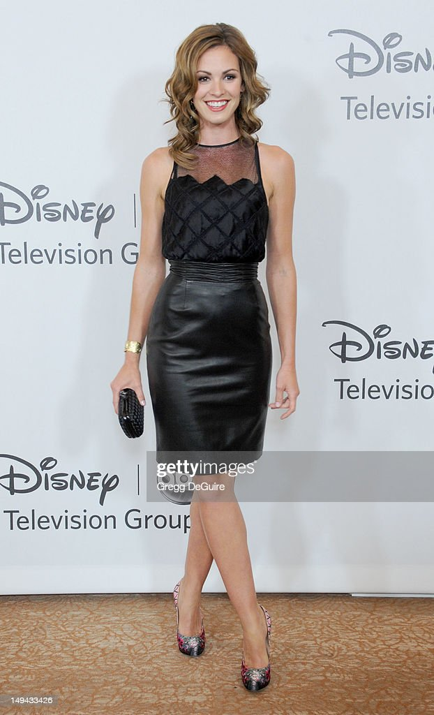 Actress Daisy Betts arrives at the 2012 Disney ABC Television TCA summer press tour party at The Beverly Hilton Hotel on July 27, 2012 in Beverly Hills, California.