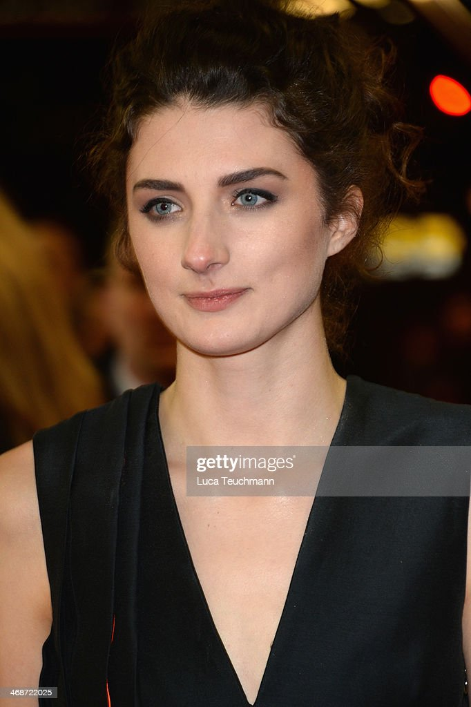 Actress <a gi-track='captionPersonalityLinkClicked' href=/galleries/search?phrase=Daisy+Bevan&family=editorial&specificpeople=799751 ng-click='$event.stopPropagation()'>Daisy Bevan</a> attends 'The Two Faces of January' (Die zwei Gesichter des Januars) premiere during 64th Berlinale International Film Festival at Zoo Palast on February 11, 2014 in Berlin, Germany.