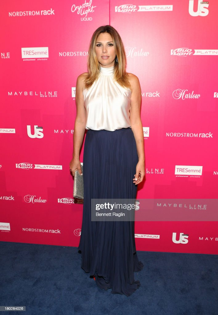 Actress <a gi-track='captionPersonalityLinkClicked' href=/galleries/search?phrase=Daisy+Fuentes&family=editorial&specificpeople=201611 ng-click='$event.stopPropagation()'>Daisy Fuentes</a> attends the Us Weekly's Most Stylish New Yorkers Party at Harlow on September 10, 2013 in New York City.