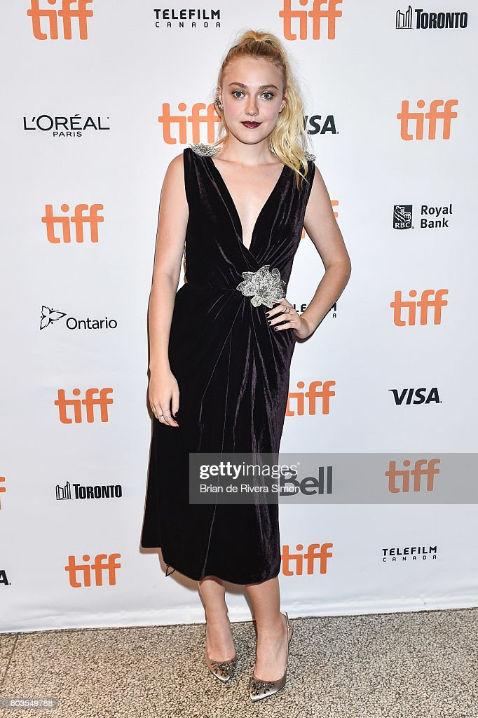 "2016 Toronto International Film Festival - ""Brimstone"" Premiere"