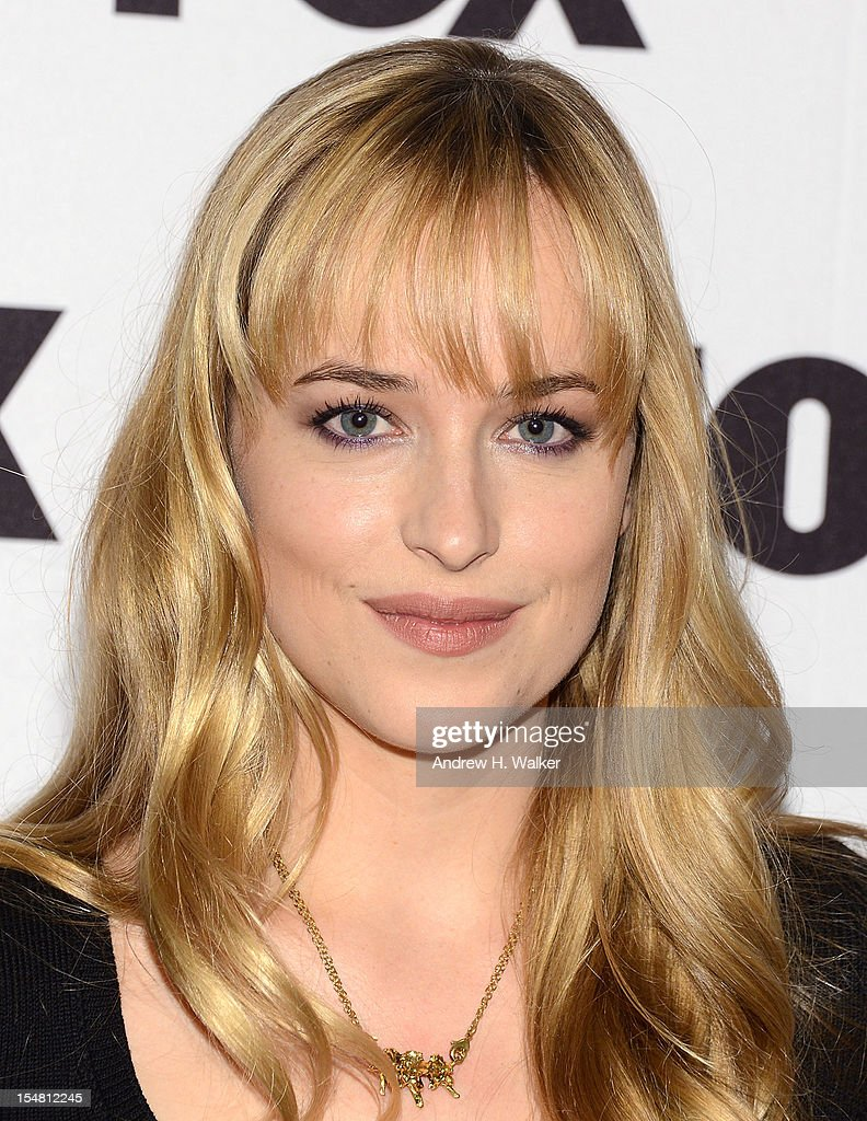 Actress Dakota Johnson attends a Salute To FOX Comedy on October 26, 2012 in New York City.