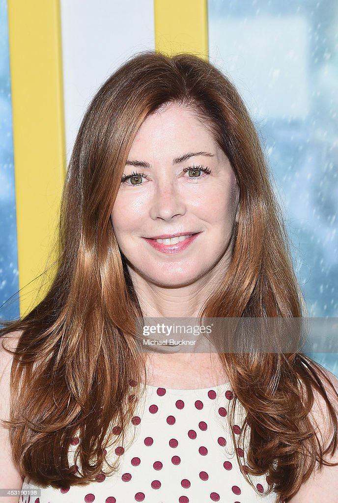 Actress Dana Delaney arrives at the premire of Tri Star Pictures' ' When The Game Stands Tall' at the ArcLight Cinemas on August 4, 2014 in Hollywood, California.