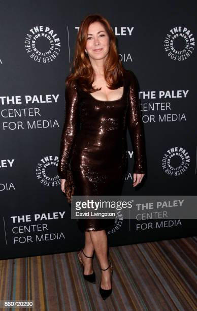 Actress Dana Delany attends Paley Honors in Hollywood A Gala Celebrating Women in Television at the Beverly Wilshire Four Seasons Hotel on October 12...