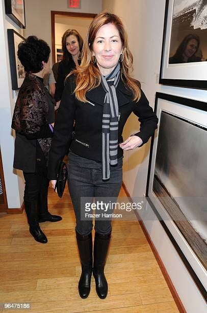 Actress Dana Delany attends the Cast of ABC's Desperate Housewives Step Up to Benefit Homeless Youth Fundraiser presented by StandUp For Kids/LA...