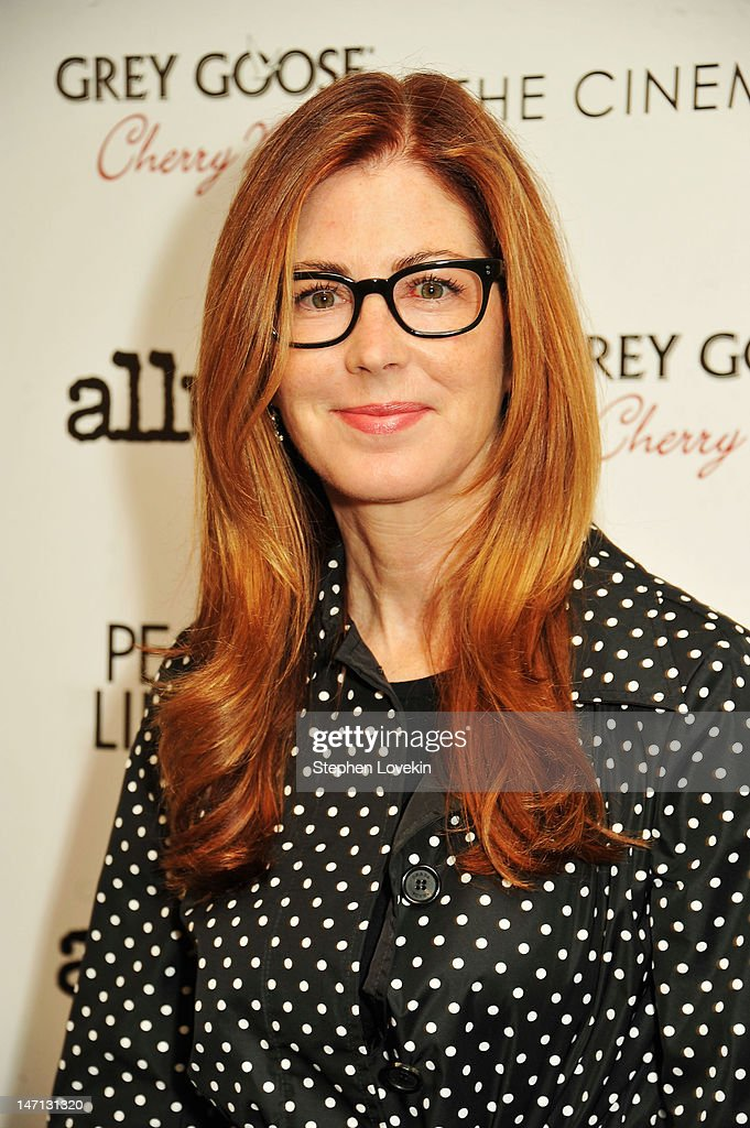 Actress Dana Delany attends the Cinema Society with Linda Wells & Allure screening of DreamWorks Studios' 'People Like Us' at Clearview Chelsea Cinemas on June 25, 2012 in New York City.