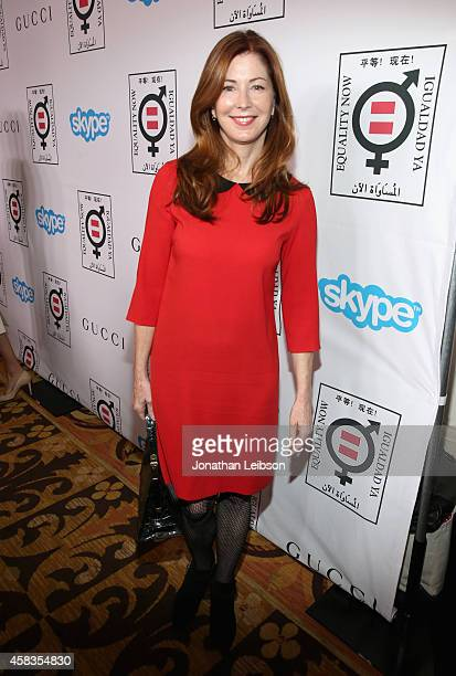 Actress Dana Delany attends The Equality Now's 'Make Equality Reality' Event at Montage Beverly Hills on November 3 2014 in Beverly Hills California