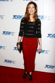Actress Dana Delany attends the JDRF's 9th annual gala 'Finding A Cure The Love Story Gala' held at the Hyatt Regency Century Plaza on May 19 2012 in...