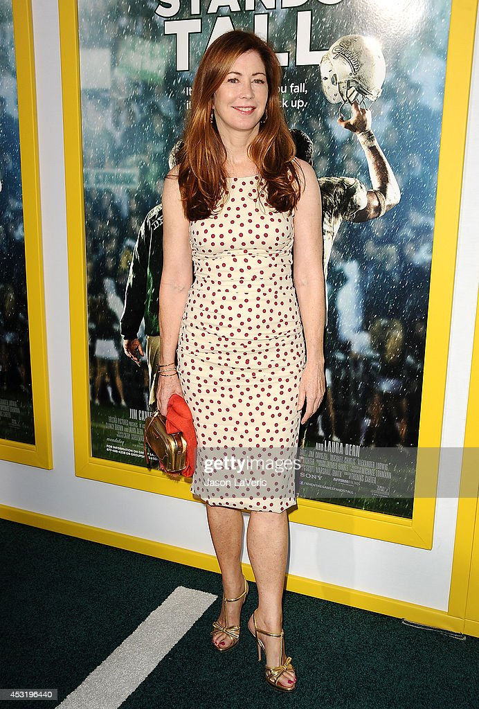 Actress <a gi-track='captionPersonalityLinkClicked' href=/galleries/search?phrase=Dana+Delany&family=editorial&specificpeople=238900 ng-click='$event.stopPropagation()'>Dana Delany</a> attends the premiere of 'When The Game Stands Tall' at ArcLight Hollywood on August 4, 2014 in Hollywood, California.