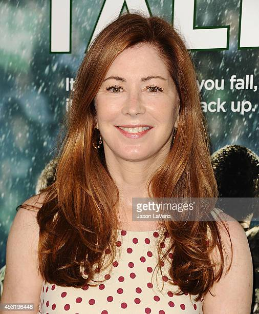 Actress Dana Delany attends the premiere of 'When The Game Stands Tall' at ArcLight Hollywood on August 4 2014 in Hollywood California