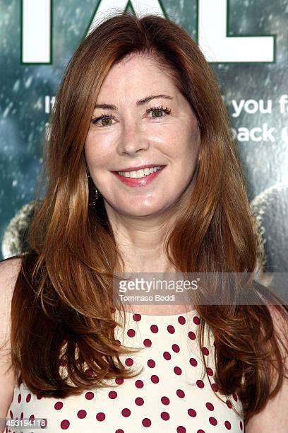 Actress Dana Delany attends the 'When The Game Stands Tall' Los Angeles premiere held at the ArcLight Hollywood on August 4 2014 in Hollywood...