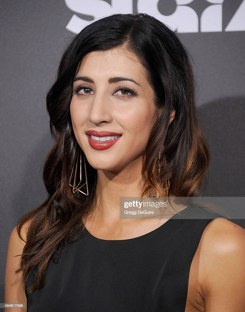 Actress Dana DeLorenzo arrives at the premiere of STARZ's 'Ash Vs Evil Dead' at TCL Chinese Theatre on October 28, 2015 in Hollywood, California.