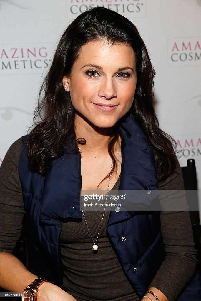 Actress Dana Workman attends Day 2 of Kari Feinstein Style Lounge on January 19, 2013 in Park City, Utah.