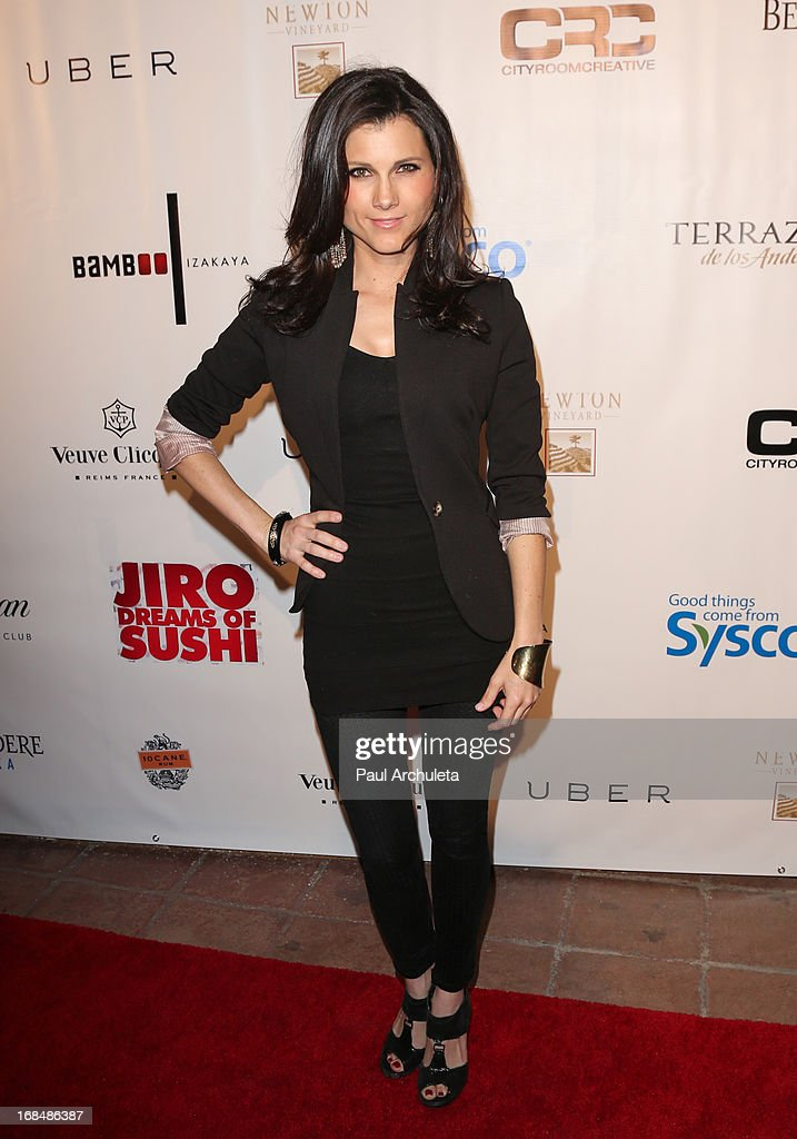 Actress Dana Workman attends the Grand Opening of Bamboo Izakaya Restaurant at the Bamboo Izakaya Restaurant on May 9, 2013 in Santa Monica, California.