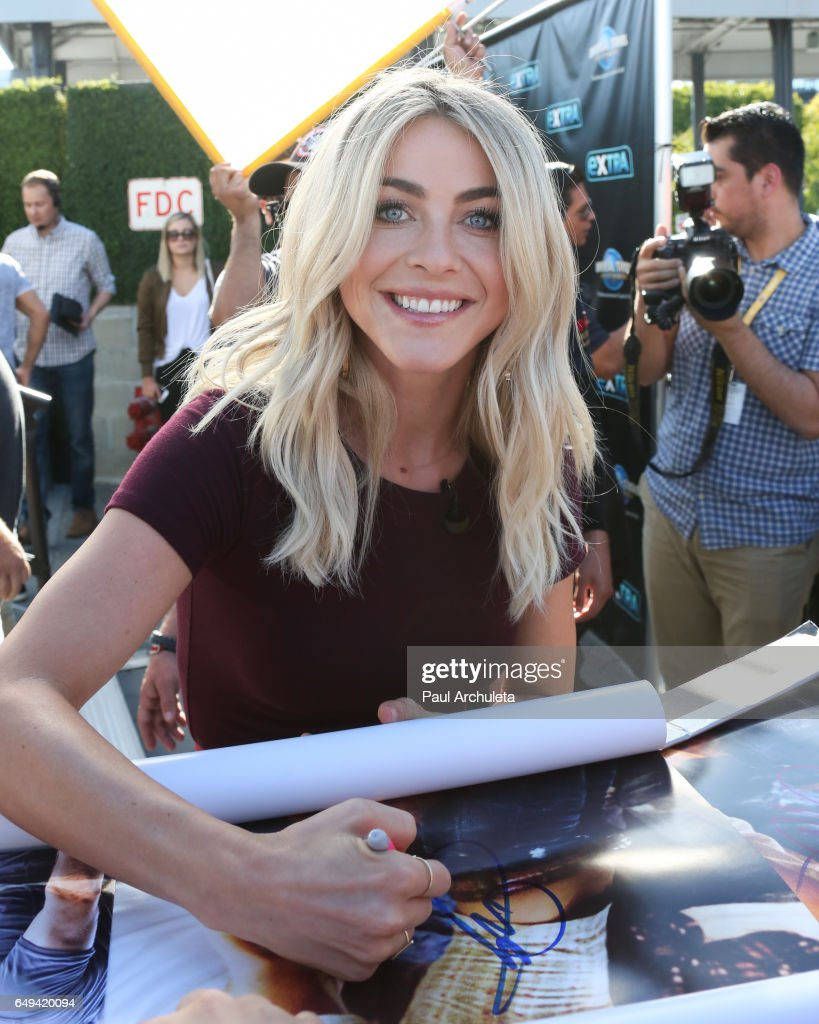 Actress / Dancer Julianne Hough is seen on March 7, 2017 in Los Angeles, California.