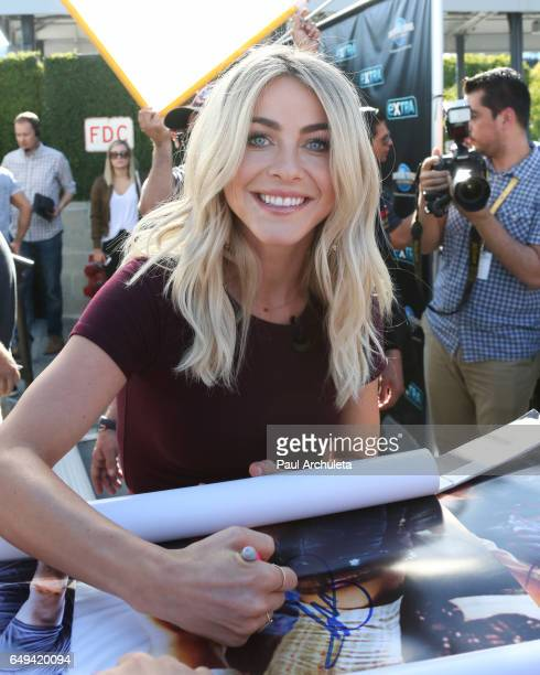 Actress / Dancer Julianne Hough is seen on March 7 2017 in Los Angeles California