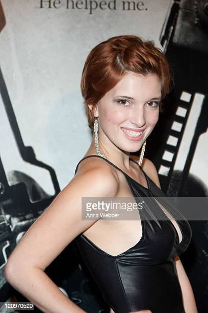 Actress Dani Thorne attends the 'Saw VI' Special Screening at Mann Chinese 6 on October 22 2009 in Los Angeles California