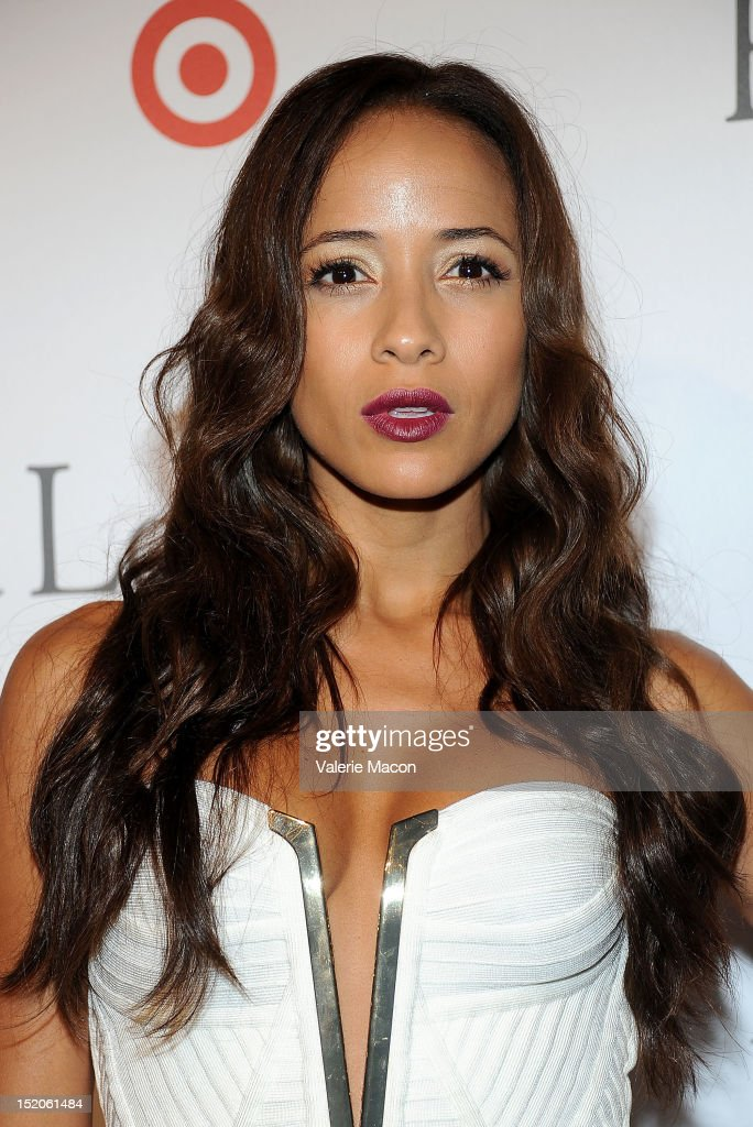 Actress Dania Ramirez arrives at The Eva Longoria Foundation's Pre-ALMA Awards Dinner Presented By Target on September 15, 2012 in Los Angeles, California.