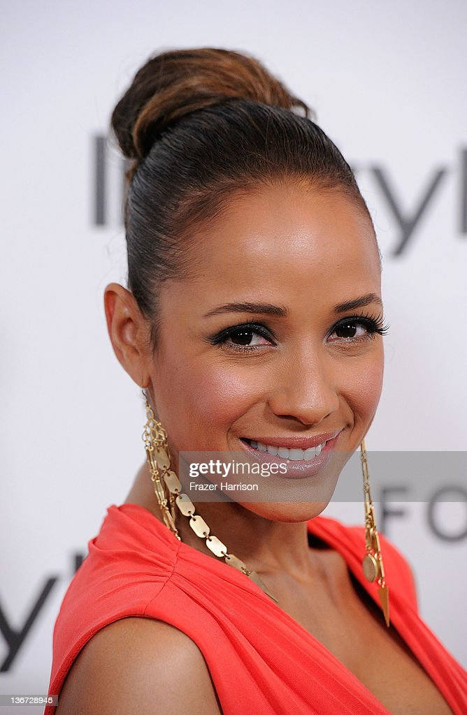 Actress Dania Ramirez arrives at the Forevermark And InStyle's 'A Promise Of Beauty And Brilliance' Golden Globe Awards Event at Beverly Hills Hotel on January 10, 2012 in Beverly Hills, California.