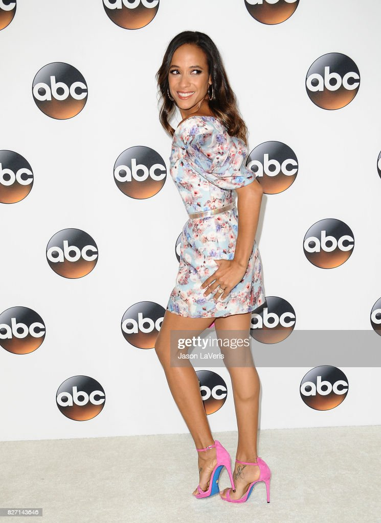 Actress Dania Ramirez attends the Disney ABC Television Group TCA summer press tour at The Beverly Hilton Hotel on August 6, 2017 in Beverly Hills, California.
