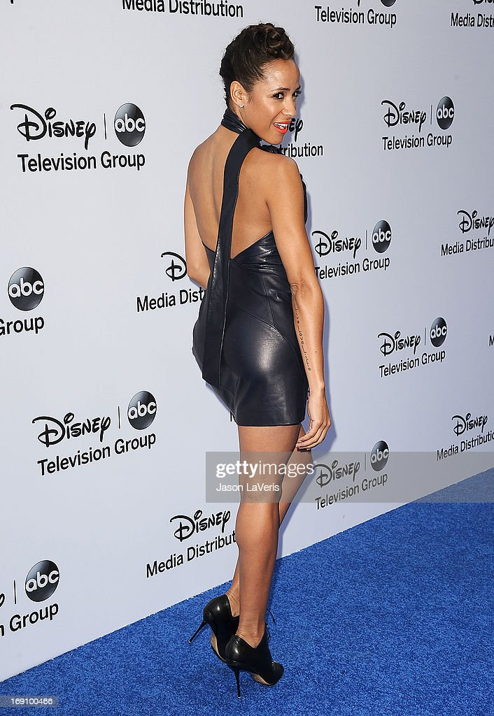 Actress Dania Ramirez attends the Disney Media Networks International Upfronts at Walt Disney Studios on May 19, 2013 in Burbank, California.