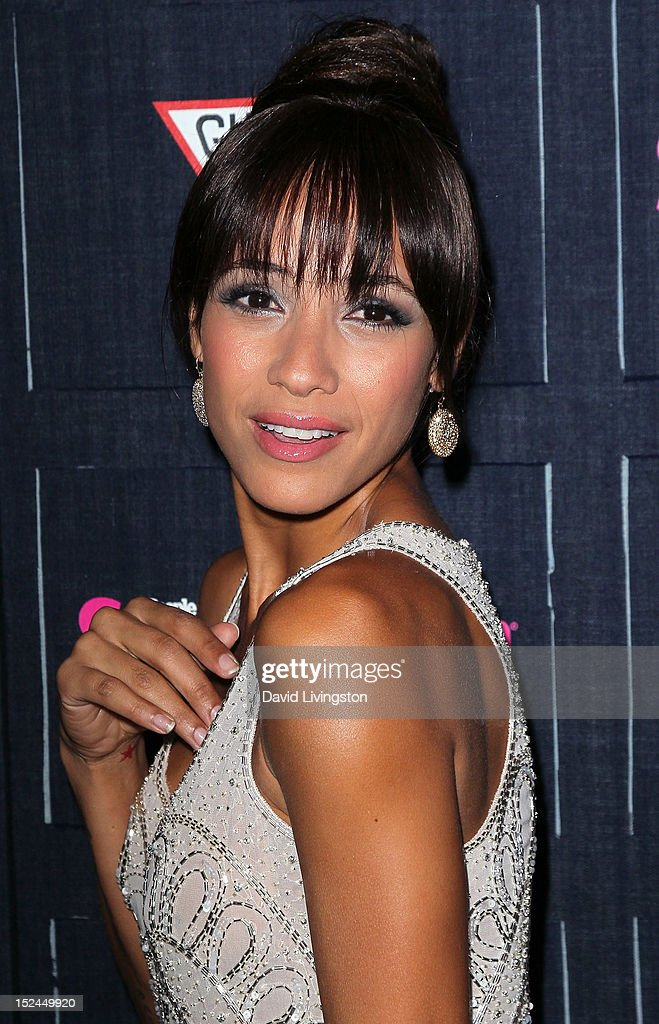 Actress Dania Ramirez attends the People StyleWatch Denim Party at Palihouse on September 20, 2012 in West Hollywood, California.