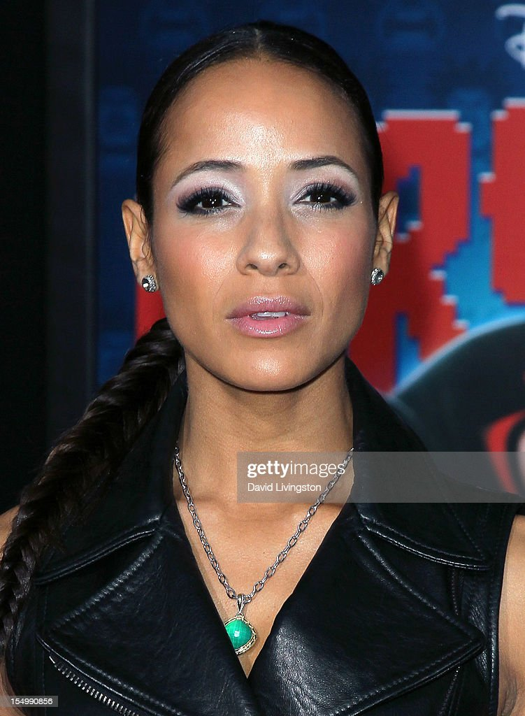 Actress Dania Ramirez attends the premiere of Walt Disney Animation Studios' 'Wreck-It Ralph' at the El Capitan Theatre on October 29, 2012 in Hollywood, California.