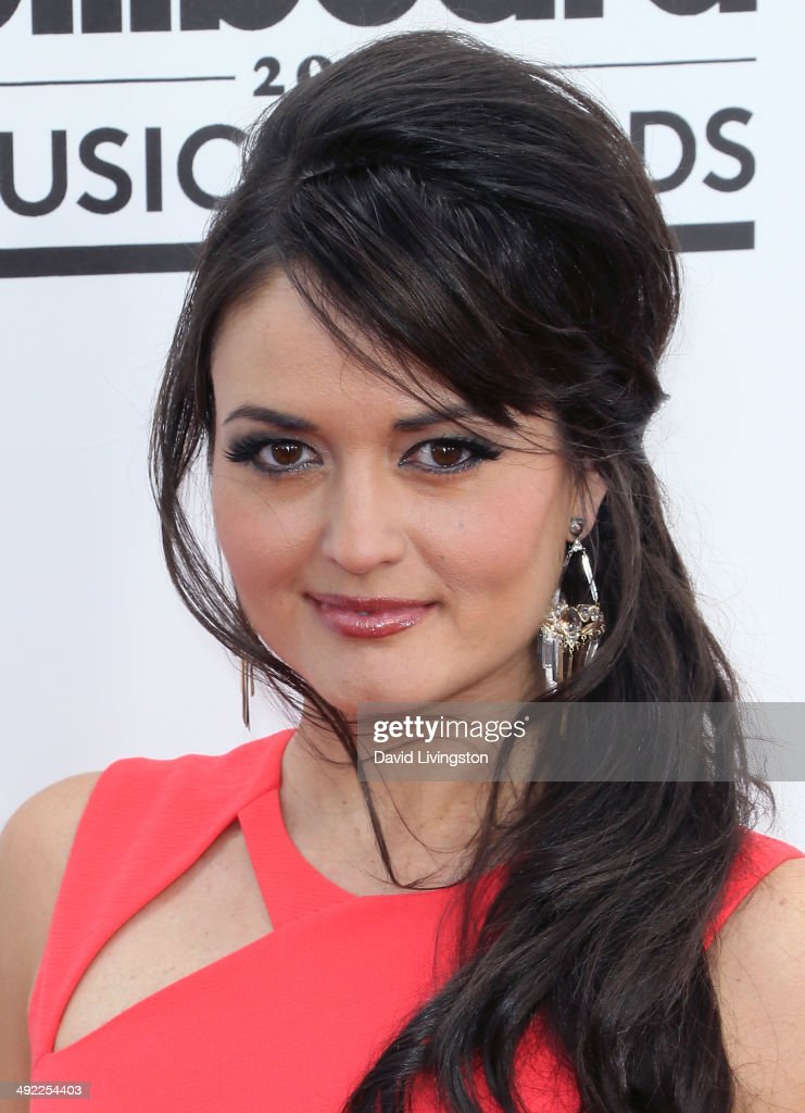 Actress <a gi-track='captionPersonalityLinkClicked' href=/galleries/search?phrase=Danica+McKellar&family=editorial&specificpeople=220769 ng-click='$event.stopPropagation()'>Danica McKellar</a> attends the 2014 Billboard Music Awards at the MGM Grand Garden Arena on May 18, 2014 in Las Vegas, Nevada.